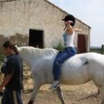 Testimonio de Ana y su experiencia con las Terapias con caballos: JETZ ME SALVÓ LA VIDA!!